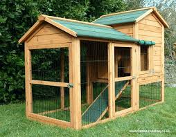 large outdoor rabbit hutch the is our largest and most spacious with over square feet of