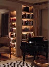 via john cullen lighting kitchenlounge wall living room bookcase lighting l44 bookcase