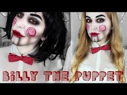 billy the puppet jigsaw tutorial saw