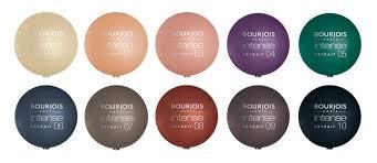 Image result for bourjois intense EXTRAIT eyeshadow