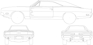 1970 dodge charger drawing at getdrawings free for personal