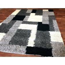 black and white striped area rug 8x10 rugs fluffy free bedroom the incredible large furniture adorable