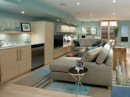 Finish Basement Design Delectable Basement Ideas Designs With Pictures HGTV