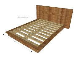 queen platform bed plans. Delighful Queen To Queen Platform Bed Plans A