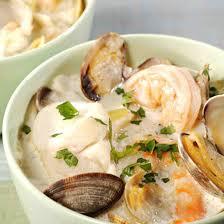 Seafood Chowder Recipe