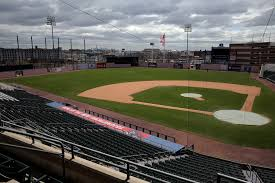 Financial Woes Have Led Newark S Professional Baseball Team To Fold The Bears Owners Are Auctioning Off Nearly Everything Including Lawn Mowers Office Furniture And The Team