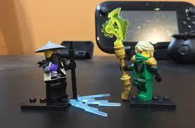 Rebooted Lloyd vs. Evil Wu : Ninjago