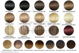 Chocolate Hair Weave Color Chart Wholesale Hair Extensions At Zala Australias Leading Hair