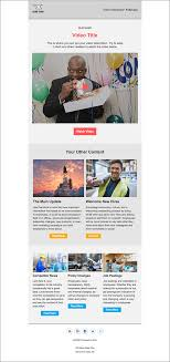 Employee Newsletter 5 Internal Newsletter Templates For Outlook That Employees Will Love