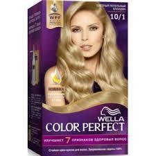 Стойкая <b>крем</b>-<b>краска для волос Wella Color</b> Perfect | Отзывы ...