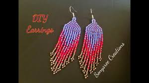 Native American Beaded Earrings Patterns Free Amazing Decorating