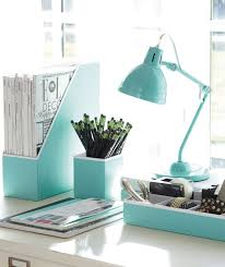 tiffany blue office. perfect office youu0027ll have the best dressed desk with these accessories kind of reminds  pbteenwhite interiorstiffany blue officetiffany  inside tiffany office f