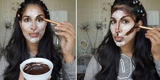 naturally contour your face without makeup