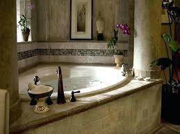 garden tub decorating ideas an error occurred bathroom with shower curtain gar