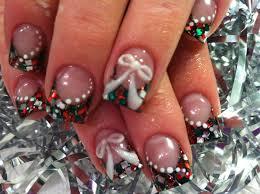 Nice Christmas nail designs - BEAUTY SOLS