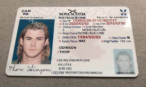 Fake Ids Idviking - Nova ns Id Scannable License Best Driver's Scotia