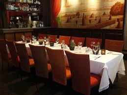 Private Dining Rooms San Francisco