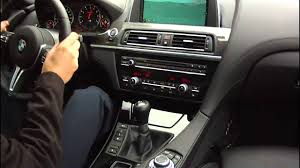 BMW 3 Series bmw m5 transmission : BMW M6 F12 2013 - manual transmission in action - YouTube