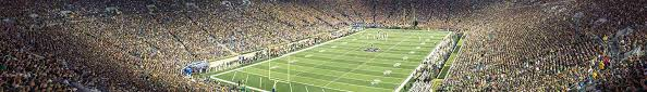 Notre Dame Stadium Tickets Seating Charts Vivid Seats