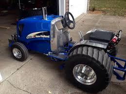 diesel garden tractor. Diesel Build Garden Tractor