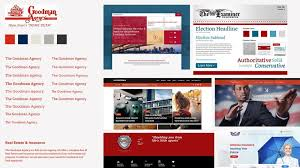 Goodman insurance agency is located at 300 e broadway st in clarksville, tx, 75426. Real Estate Insurance Agency Web Design In Portland Block 81