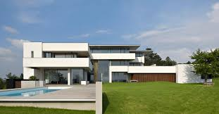 Best Minimalist House Exterior Design With Outdoor Swimming Pool
