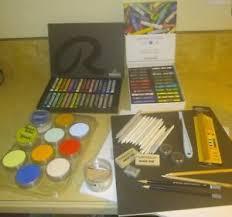 Details About Sennelier Rembrandt Panpastel Soft Pastels Blending Pencils Stumps More