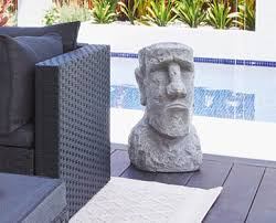 easter island head statue easter island head statue