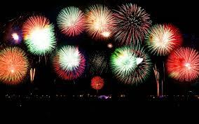 fireworks background hd. Exellent Background Inside Fireworks Background Hd