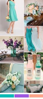 Purple and green wedding colors Lilac Seafoam Short Brideesmaid Dresses For Summer Beach Weddings Nmancam 25 Hot Wedding Color Combination Ideas 20162017 And Bridesmaid