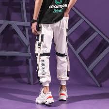 Yesstyle Shoe Size Chart Color Block Cropped Cargo Harem Pants