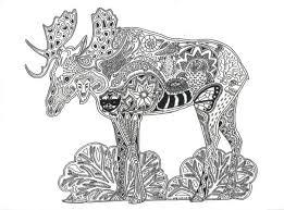 Small Picture Moose strength self esteem maturity Animal Spirit Tangle Unique