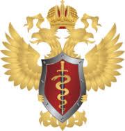 Федеральная служба Российской Федерации по контролю за оборотом  эмблема