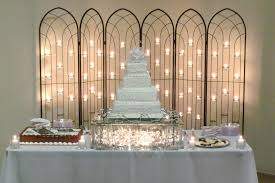 elite events al offers stunning lighted glass block cake stands each stand has either a 24 square mirror or a 22 round mirror top and s for 40