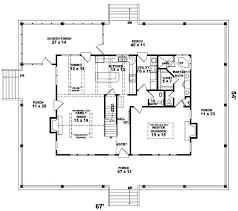 farmhouse floor plans country house