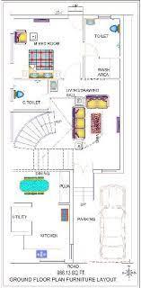 25 50 duplex house design 25 50 small