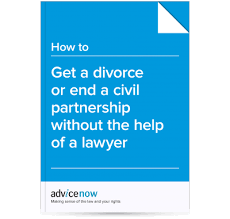 Domestic Partnership Agreement Fascinating How To Get A Divorce Or End A Civil Partnership Without The Help Of