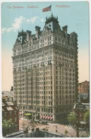 the bellevue stratford hotel