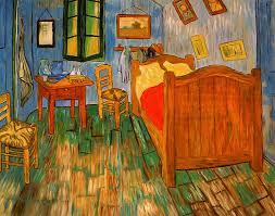 bedroom contemporary the bedroom vincent van gogh in painting the bedroom vincent van gogh