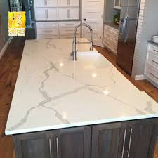 Artificial Stone White Quartz Kitchen Counter Top Buy Kitchen Counterquartz Table Topsstone Table Tops Product On Alibabacom
