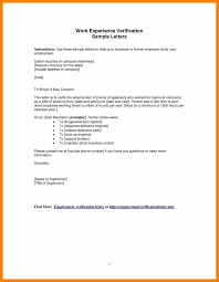 Best Employment Certificate Format Doc Copy Verification Employment