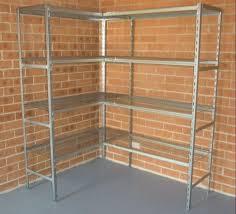 best corner wire shelving unit