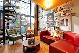 seattle mid century furniture. Mid Century Modern Furniture Seattle Loft Tons Of Glass A