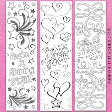 I make a small portion when these links are used, at no additional cost to you. Bookmark Coloring Pages The Future