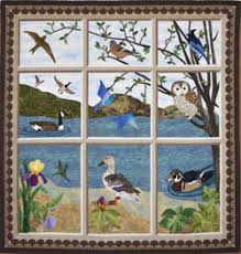 Image result for bird quilts | Quilts | Pinterest | Bird quilt ... & Beautiful Birds: Applique Quilt Pattern Book by Susan Taylor Propst Adamdwight.com
