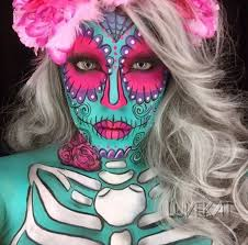 day of the dead makeup more