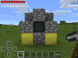 Nether Core Reactor Pattern Awesome How To Make A Nether Reactor In Minecraft PE