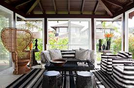 Contemporary Sunroom Furniture Sunroom Design Trends And Tips Freshome