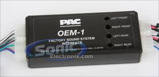 pac aoem maz2 aoemmaz2 interface that allows replacement or product pac aoem maz2