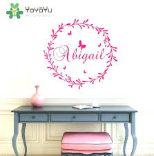 >baby girl name wall decals wall arts personalized wall art for  baby girl name wall decals wall arts personalized wall art for nursery name wall wall arts
